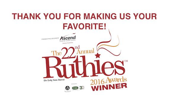 McCabe Ruthies Winner
