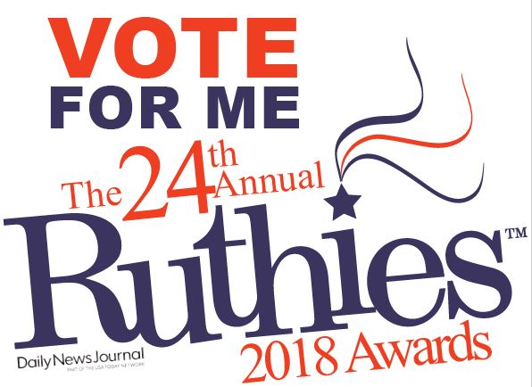 Ruthies Award 2018