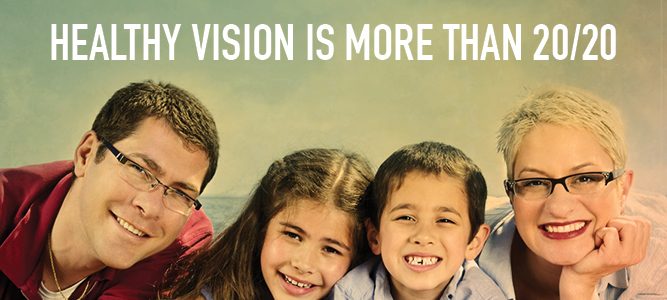 McCabe Vision Center - Promotion